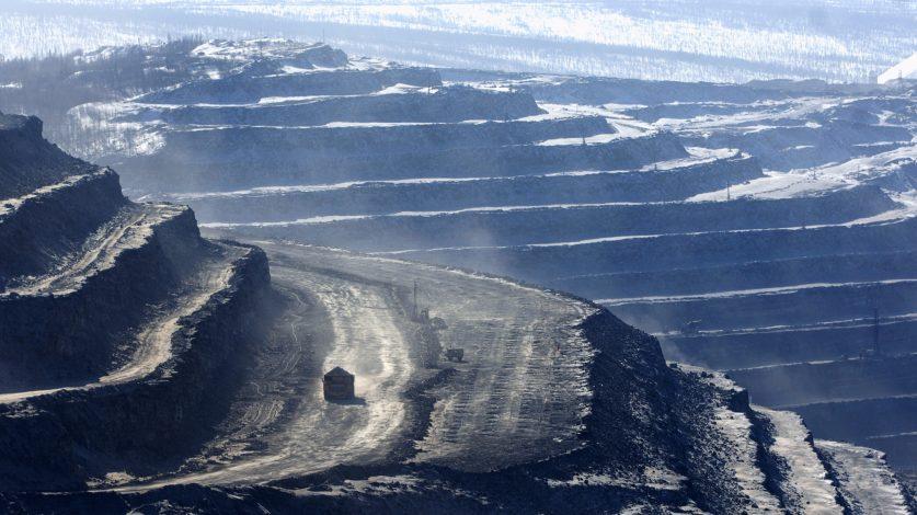 Эльгинское месторождение углей