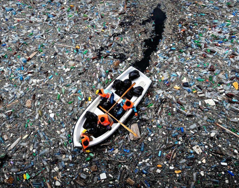 Пластиковая чума Сибур вошел в мировой рейтинг компаний ответственных за загрязнение