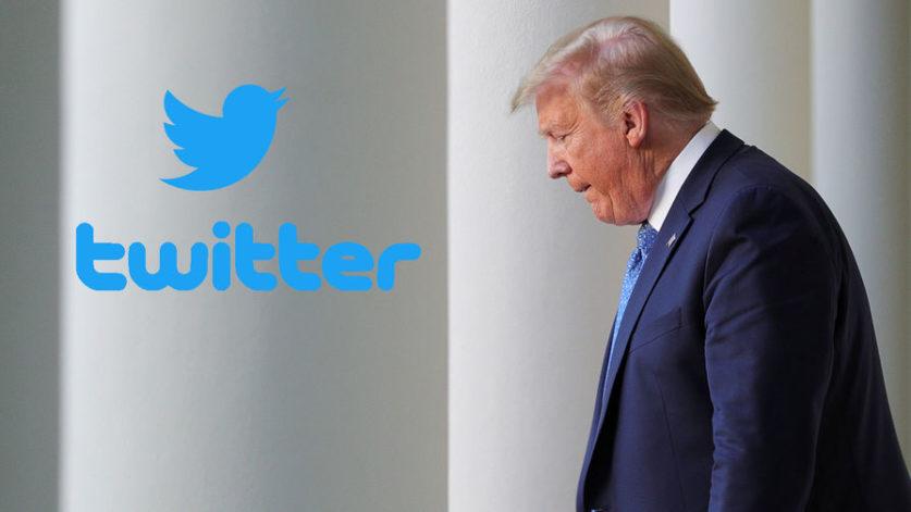 Трамп остался без соцсетей еще на полгода