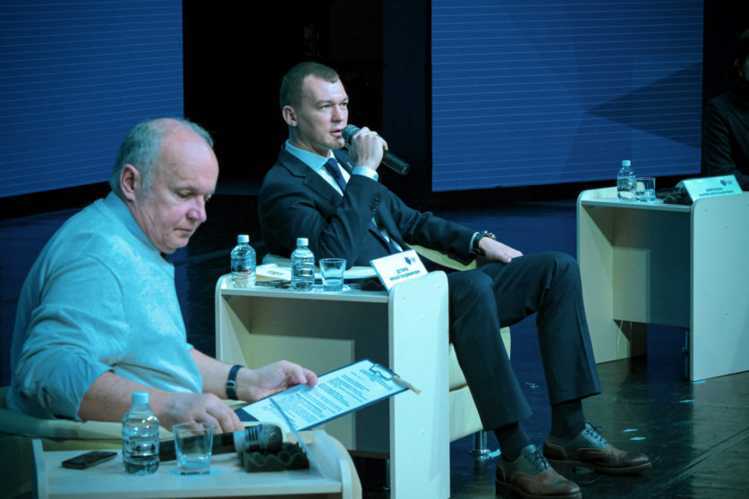 Дегтярев рассказал об образовании в Хабаровском крае