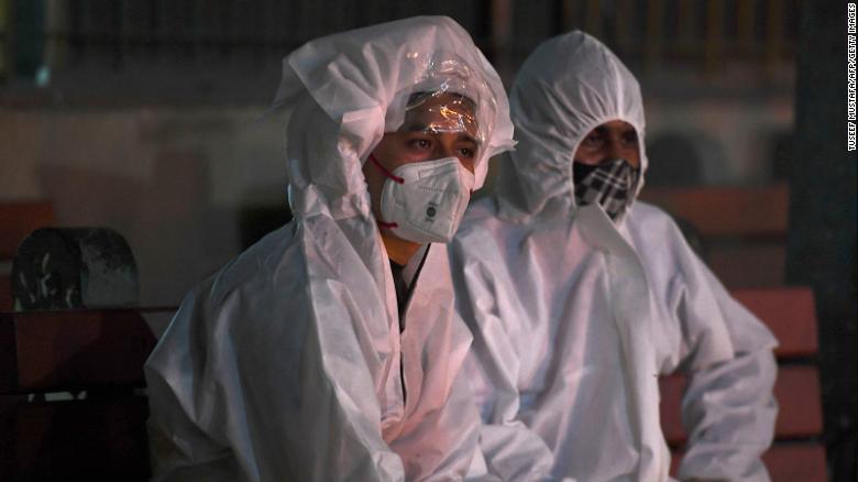 50% населения штата Гоа заражены COVID-19