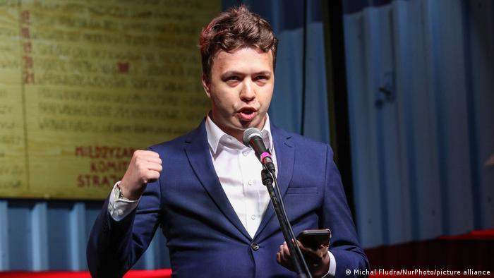 Адвокат Протасевича подала жалобу на отказ во встрече с подзащитным