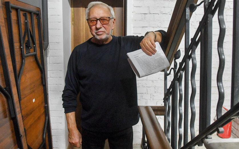 От COVID-19 умер народный артист РФ Владимир Качан