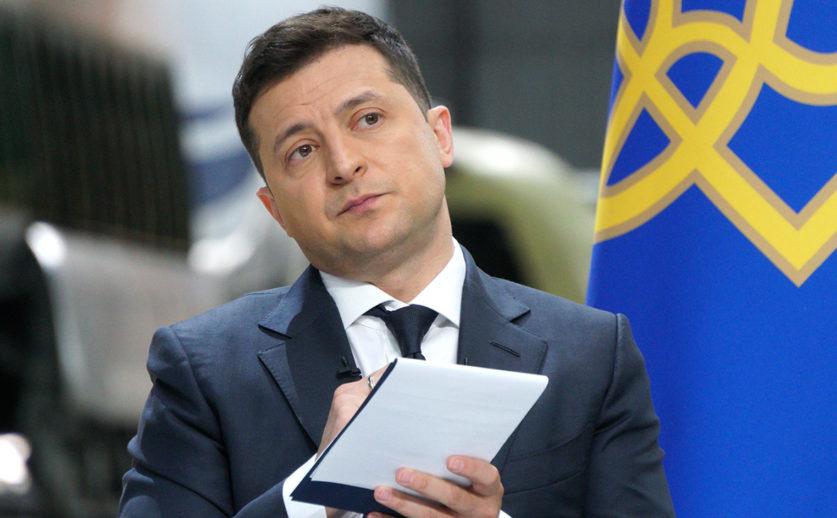Зеленский не включил русских в перечень коренных народов Украины