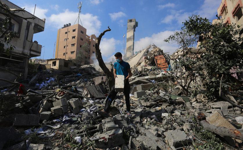 Израиль решил объявить перемирие с ХАМАС