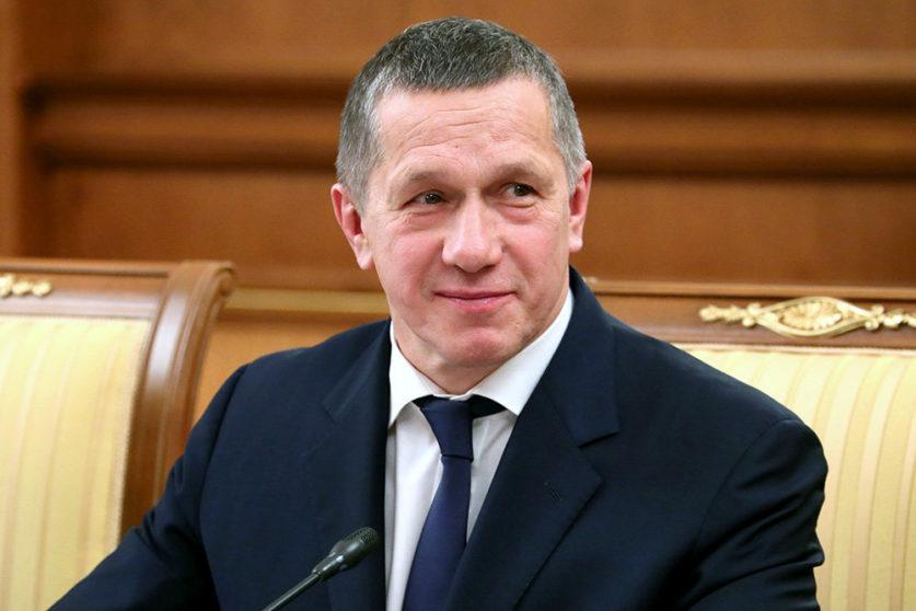 Трутнев может возглавить региональную группу ЕР на выборах в Госдуму