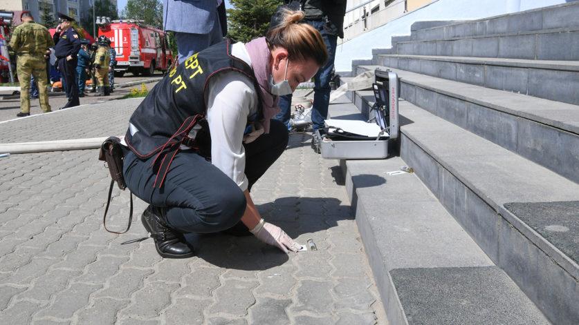 Новые подробности дела о стрельбе в казанской школе №175