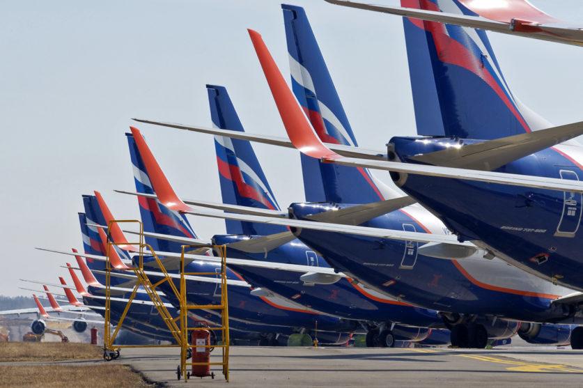 Предъявите регистрацию авиаперевозчиков хотят обязать регистрировать иностранные самолеты в России