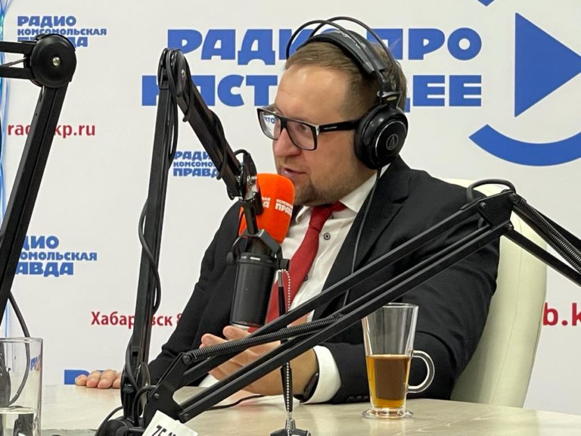 Дмитрий Ноженко о развитии Большого Уссурийского острова