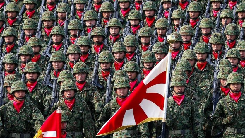 парламент Японии согласен на милитаризацию