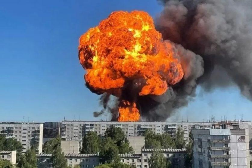 Причиной взрыва на АЗС в Новосибирске стал не заземленный газовоз