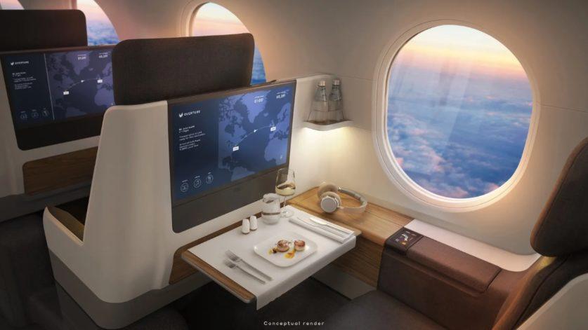 United Airlines приобрела 15 сверхзвуковых самолетов