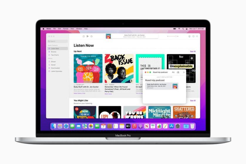 Apple WWDC 2021 4 главных анонса