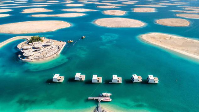 Неординарный проект «Сердце Европы» в Дубае
