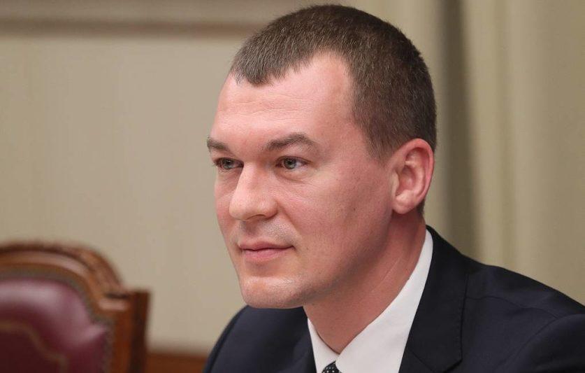 Преображение Хабаровского края что изменилось в регионе при Михаиле Дегтяреве