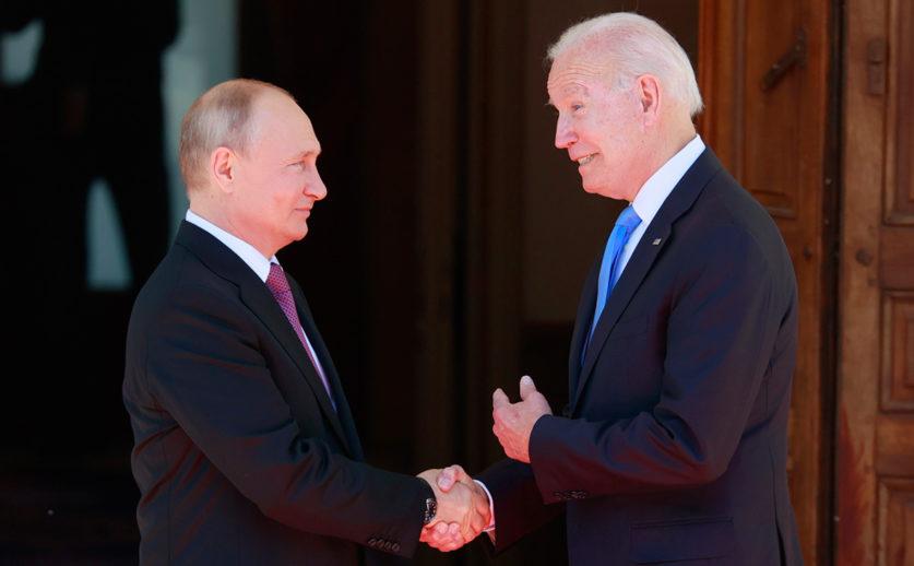 Байден заявил о «настоящих проблемах» Путина