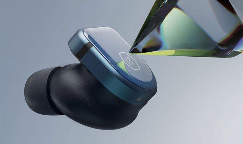 Беспроводные наушники из сапфирового стекла от Master & Dynamic