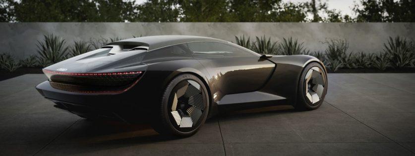Skysphere — трансформер от Audi