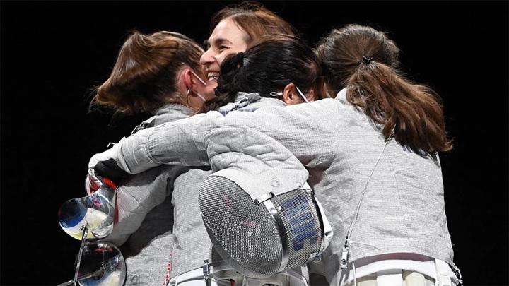 Олимпиада в Токио   1 августа 2021 года