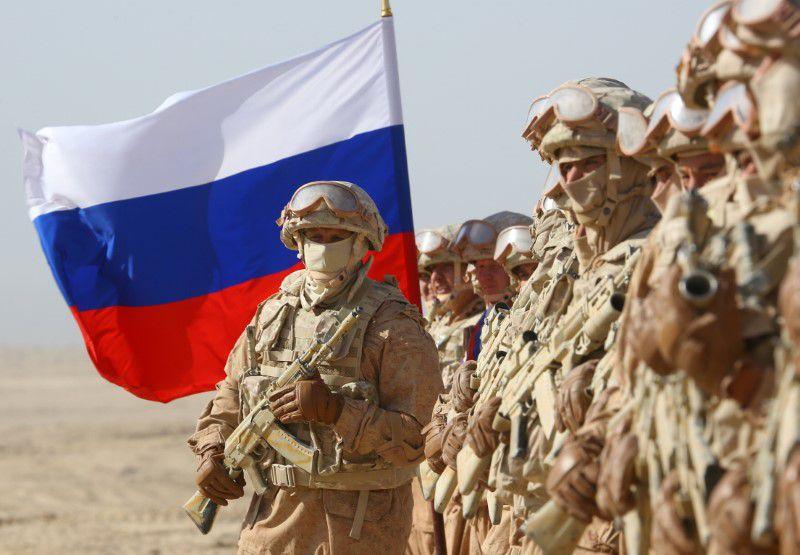 Российские военные провели учения на границе с Афганистаном