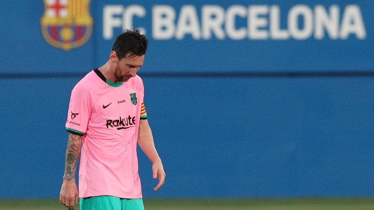 Конец эпохи Лео Месси покидает Барселону
