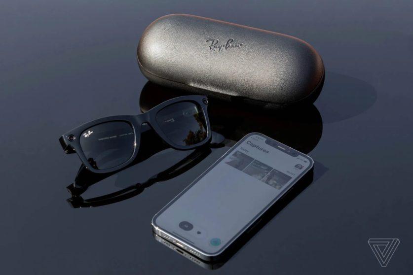 Ray-Ban и Facebook выпустили умные очки
