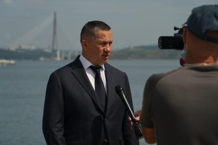 Трутнев обозначил сроки строительства новых районов Владивостока