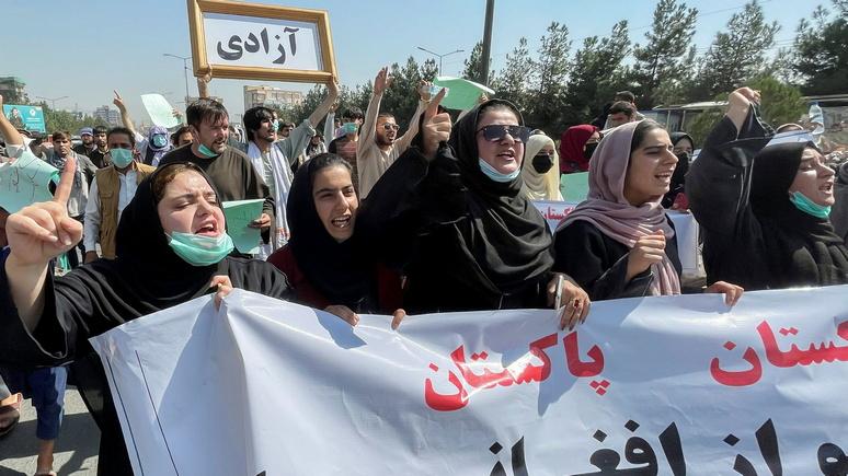 Власти Кабула пообещали места женщинам в кабмине Афганистана