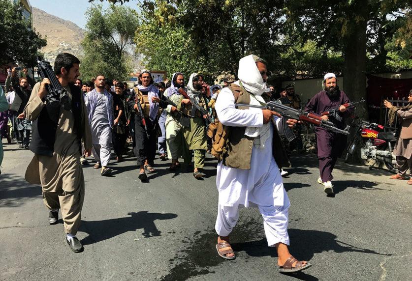 Талибы пригласили Россию на инаугурацию нового правительства