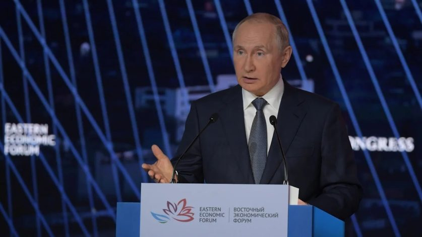 Владимир Путин анонсировал планы развития Дальнего Востока