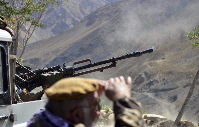 Три района Панджшера были отбиты силами сопротивления в Афганистане