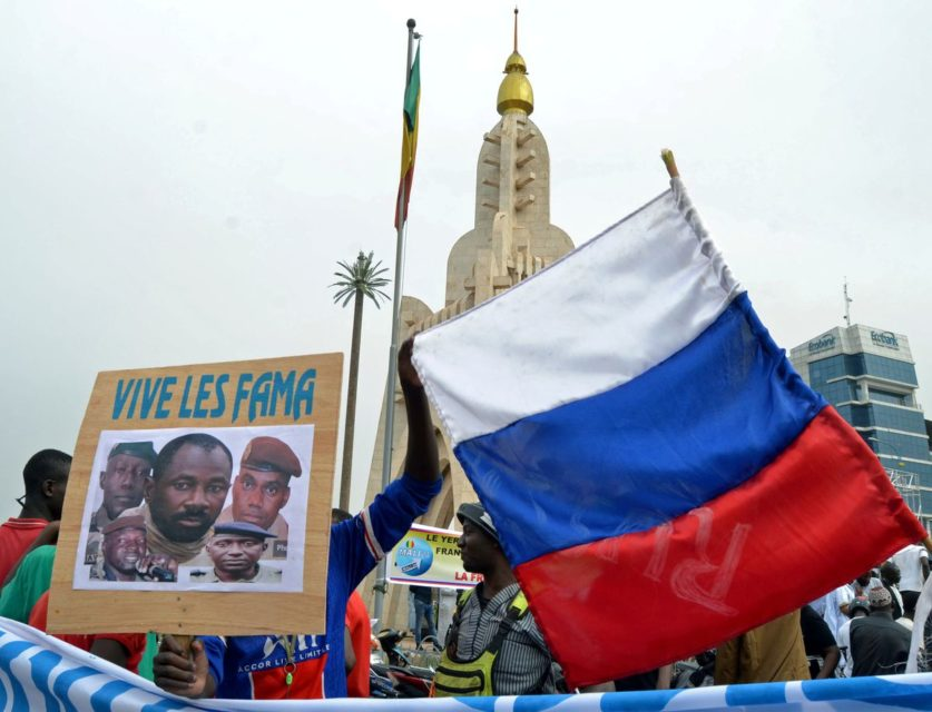 В Мали ведут переговоры с российскими наемниками