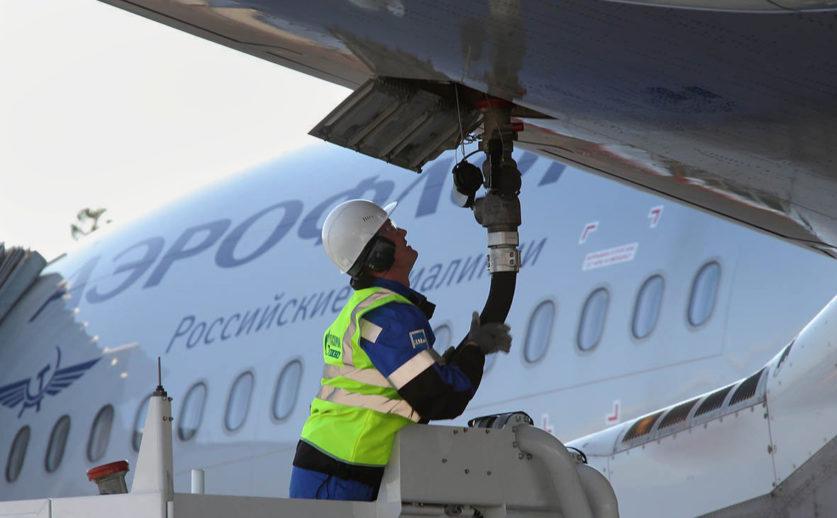 Аэрофлот и Газпром нефть будут производить зеленое топливо