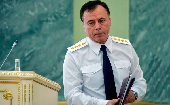 Владимир Путин уволил первого заместителя генпрокурора России