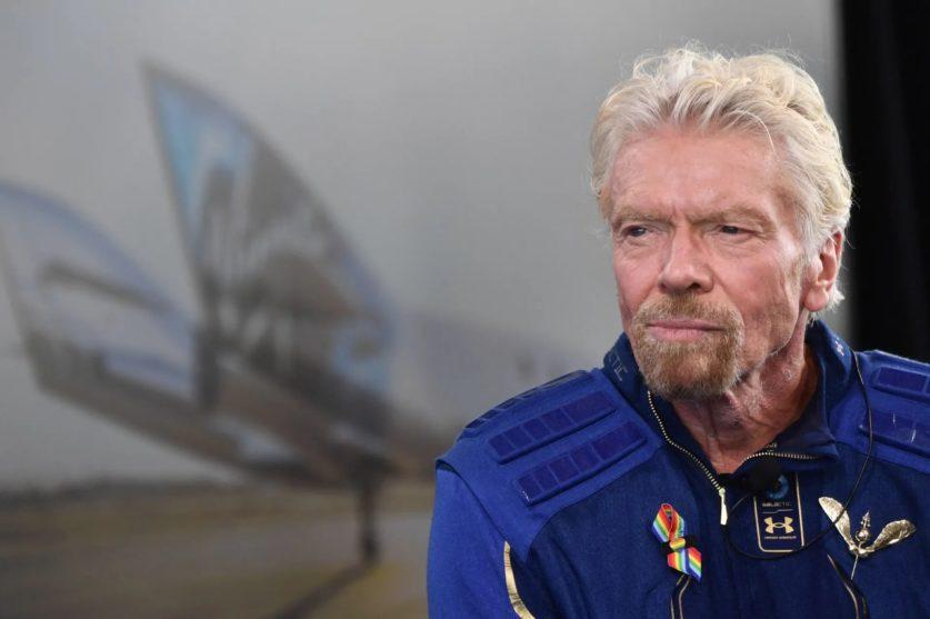 В отношении Virgin Galactic Ричарда Брэнсона начато расследование