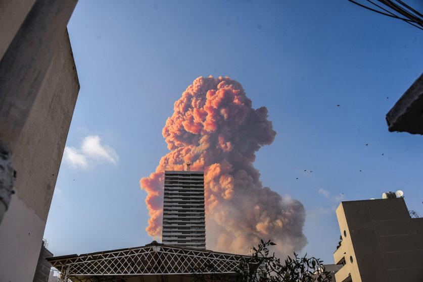 Расследование взрыва в Бейруте привело к украинским бизнесменам
