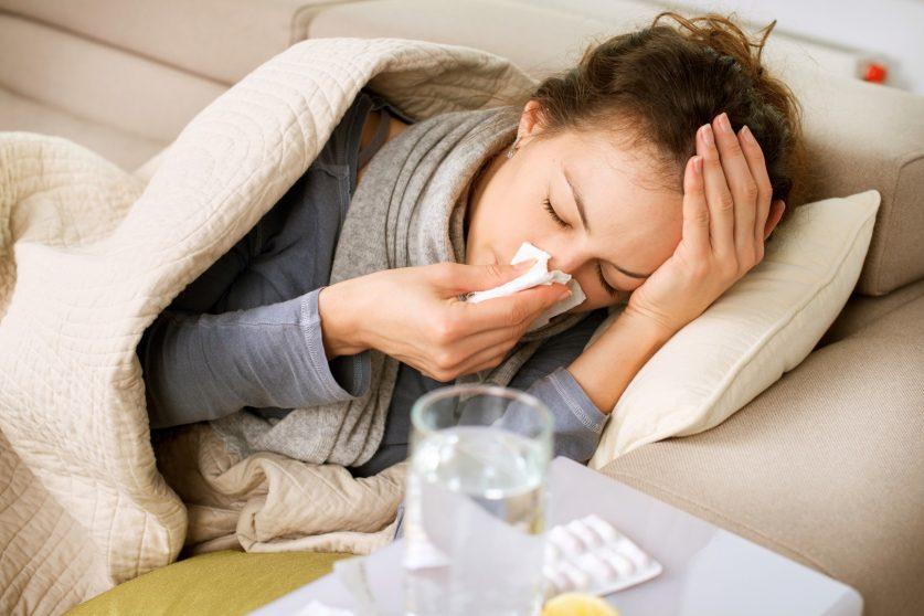 Британские ученые открыли «долгий грипп»