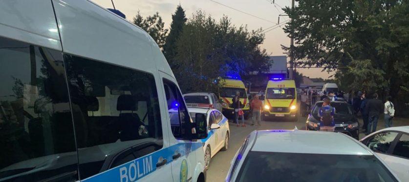 Житель Казахстана расстрелял пять человек