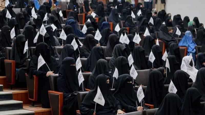 Женщины Афганистана будут обучаться в университетах отдельно от мужчин