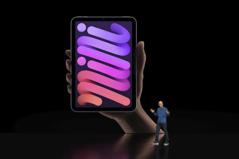 Apple презентовала новую продукцию