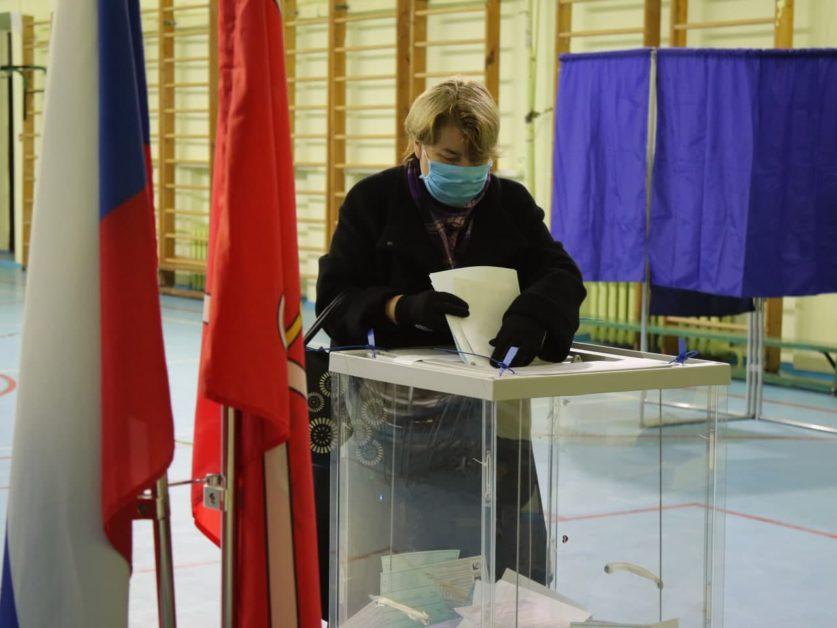 Казусы на выборах в Хабаровском крае