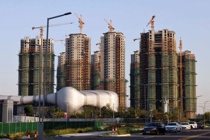 Мировой кризис недвижимости может начаться с Китая
