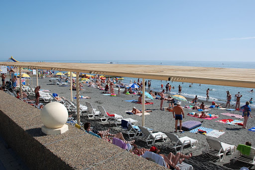По итогам лета Адлер и Анапа стали самыми популярными курортами