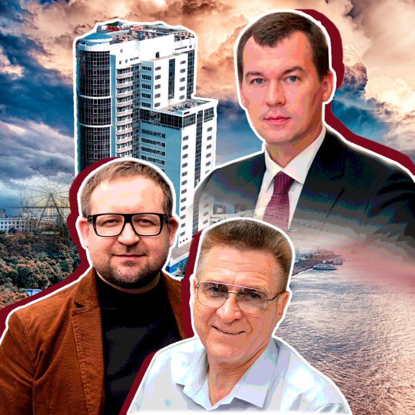 Смена информационной повестки в Хабаровском крае