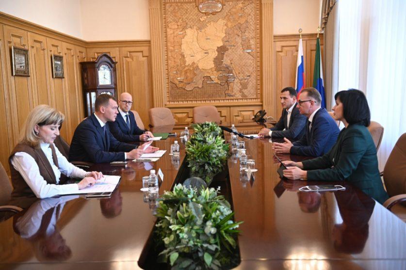 Партнерство Хабаровского края и «Сбербанка» выйдет на новый уровень