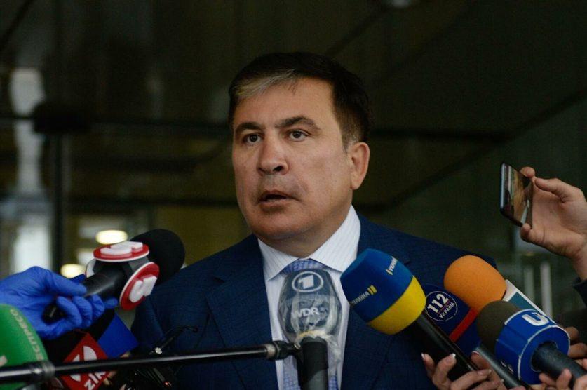 Михаил Саакашвили проведет в тюрьме весь срок
