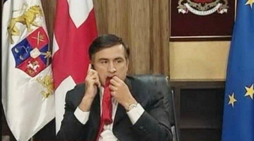 Задержанный Михаил Саакашвили объявил голодовку