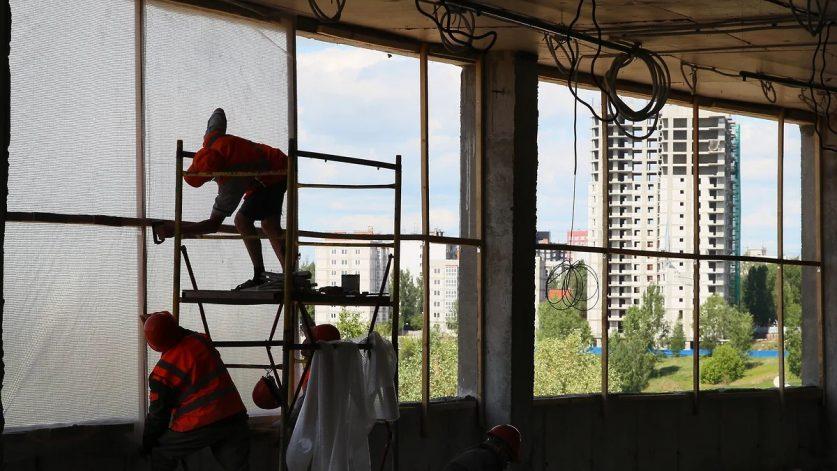 Строительная отрасль получила план развития до 2030 года