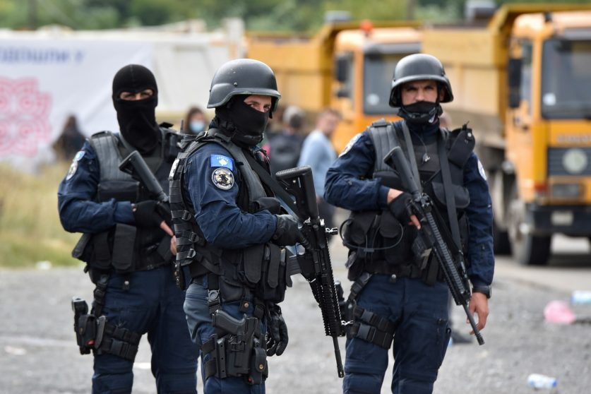 Сербия и Косово договорились о прекращении пограничного конфликта