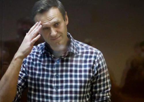 Последние события, связанные с Навальным